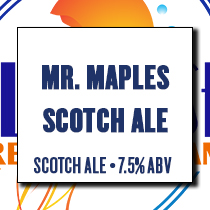 Mr. Maples Scotch Ale